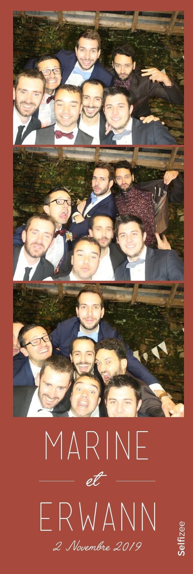 Animation selfie box mariage Niort - impressions photos avec borne selfie à louer pour fête mariage à Niort et en Deux Sèvres