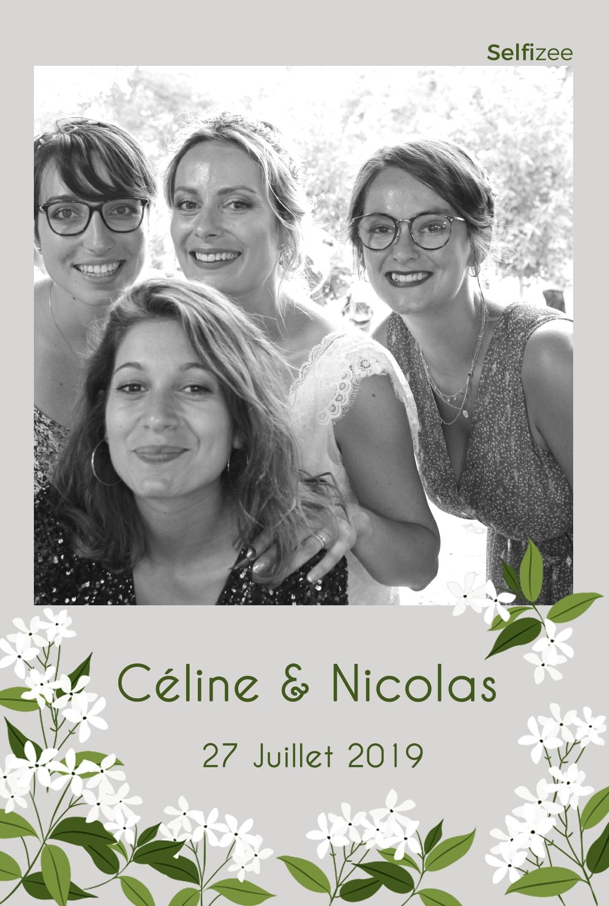 Location photobooth mariage Orléans / Loiret pour animation photos et impressions immédiates
