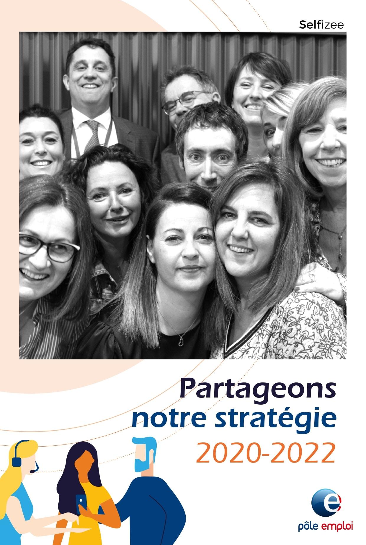 Photobooth animation photo au séminaire direction régionale Pôle Emploi Auvergne Rhône Alpes en 2020 à Clermont Ferrand