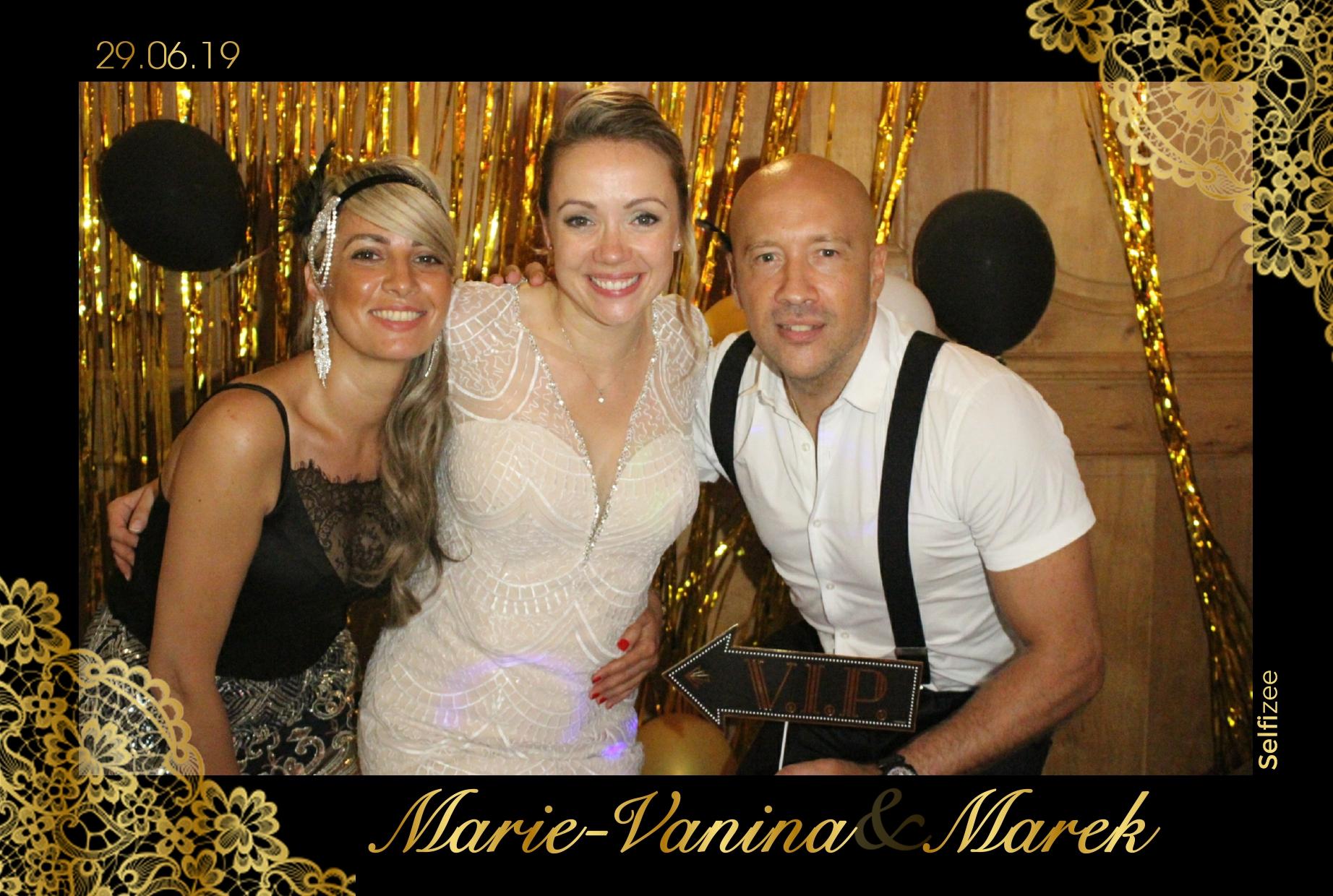 Animation photo mariage et borne selfie connectée Massy - borne photo à louer Massy / Essonne mariage avec impressions selfies