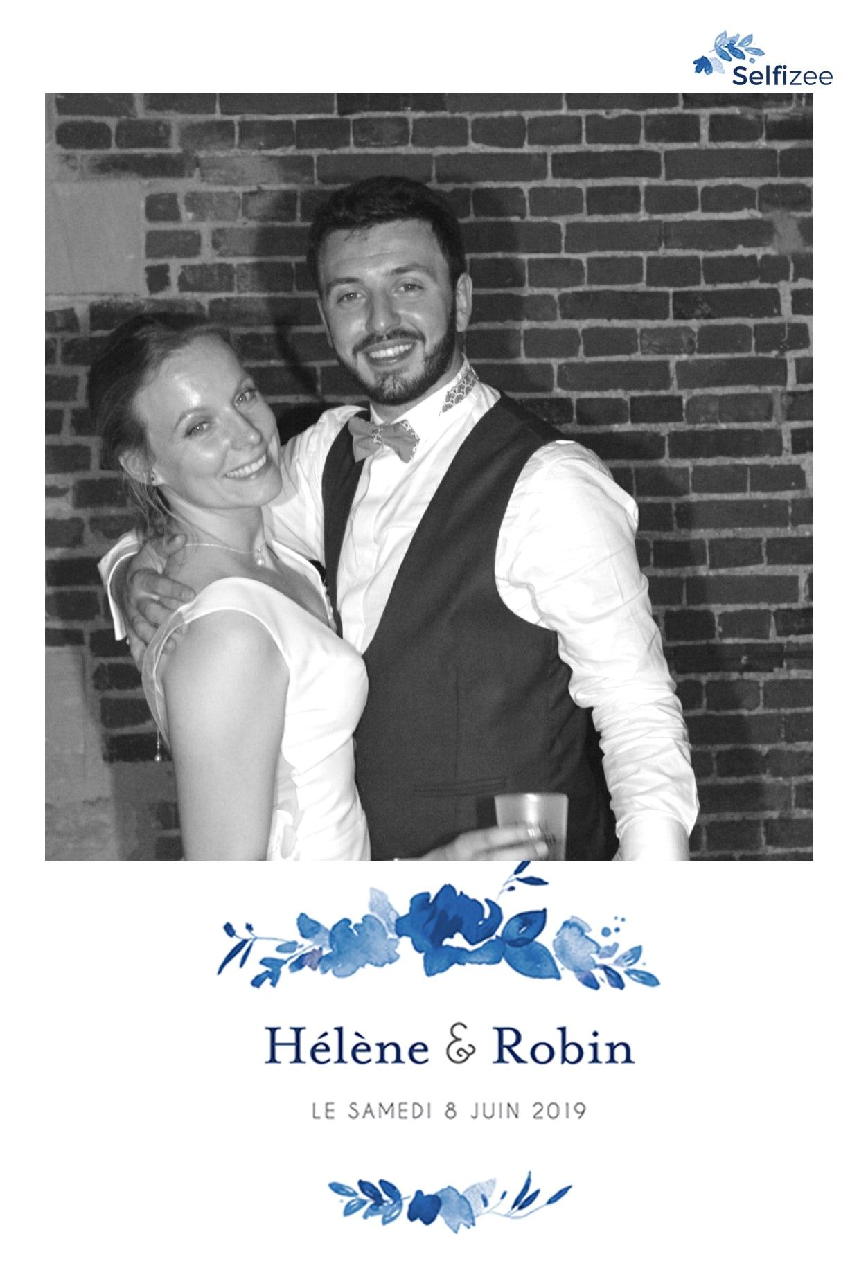 Animation borne photo mariage personnalisée Amiens - borne selfie à louer Amiens / Somme pour mariage, anniversaire, baptême, fête avec impressions photos